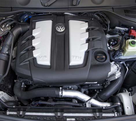 Туарег двигатель