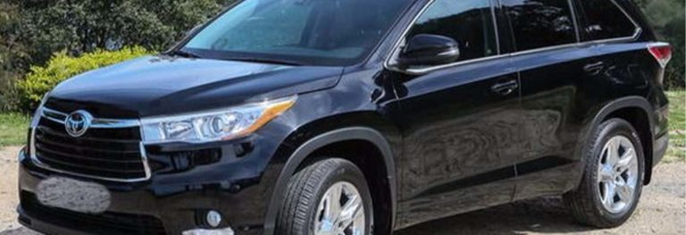 Как разобрать внедорожник Тойота Хайлендер своими руками?