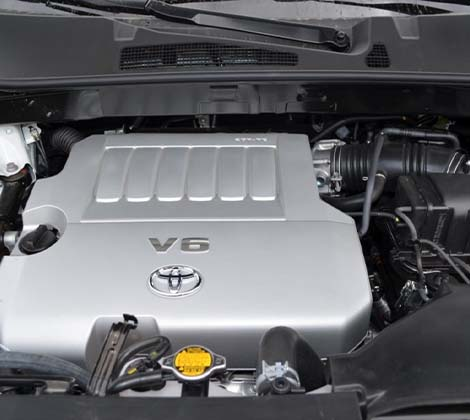 Двигатель Хайлендер