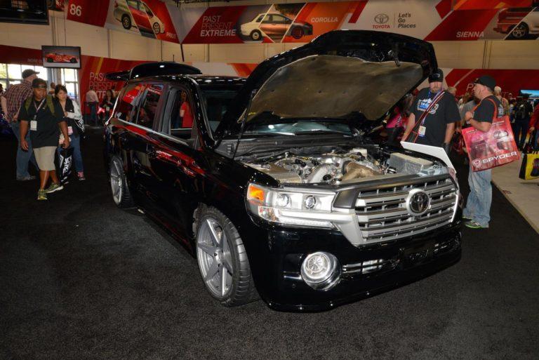 Особенности успешного тюнинга Toyota