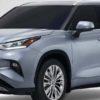 Обзор на новый Тойота Хайлендер: каким будет внедорожник