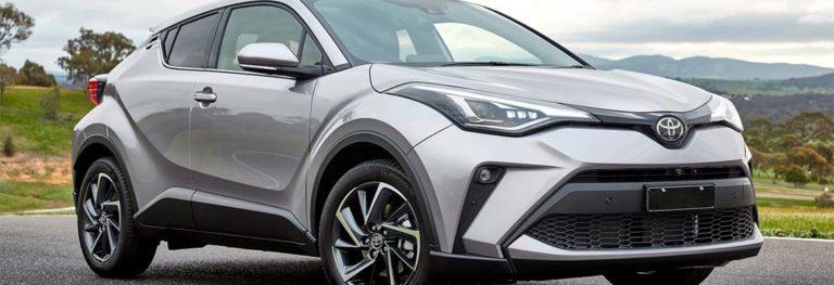 Новый Toyota C-HR 2020 модельного года. Характеристики, особенности, преимущества перед конкурентами