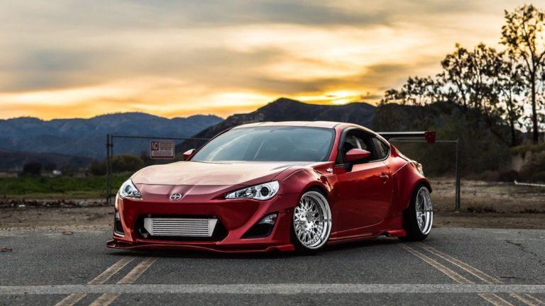 Какая модель Тойота самая низкая: клиренс различных моделей