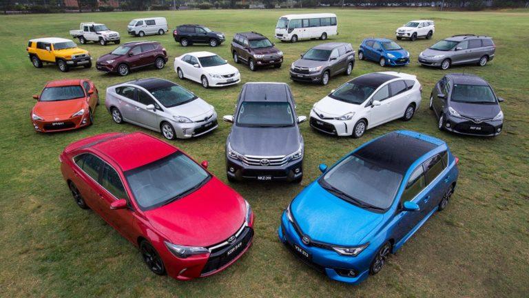 Какая Тойота самая лучшая в мире: мнения экспертов и автолюбителей