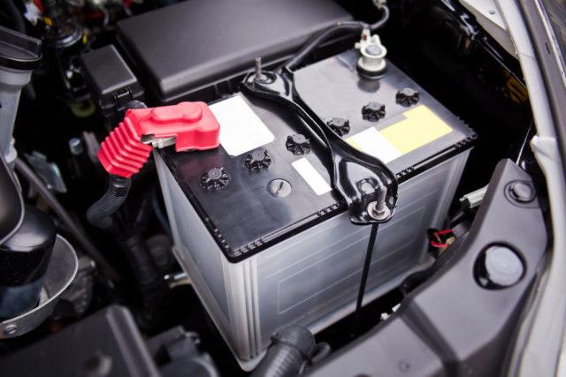 Крепление аккумулятора Toyota C-HR