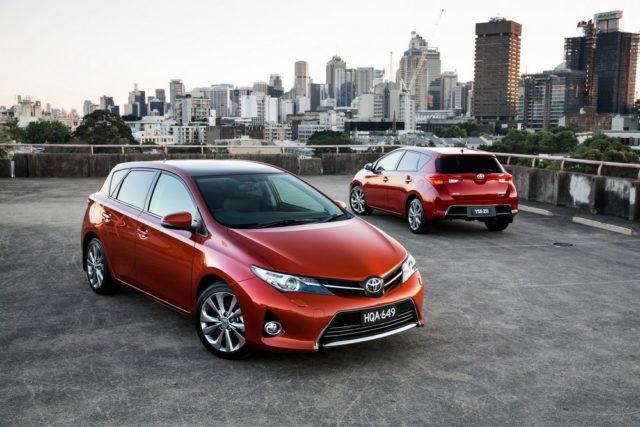 Самая популярная Toyota