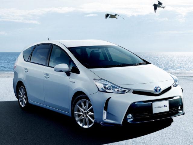 Toyota Prius Alfa