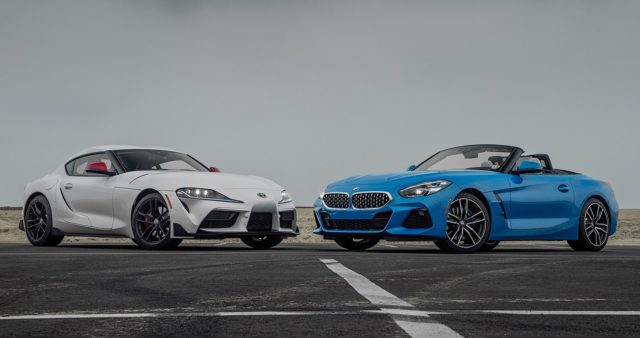 Toyota-Supra-vs-BMW-Z4