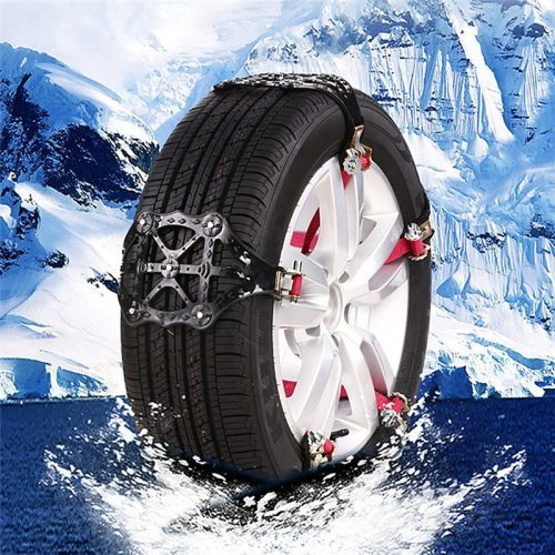 Зимние протекторы для колес автомобиля