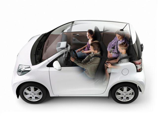 Малолитражные Тойота: какая модель самая маленькая