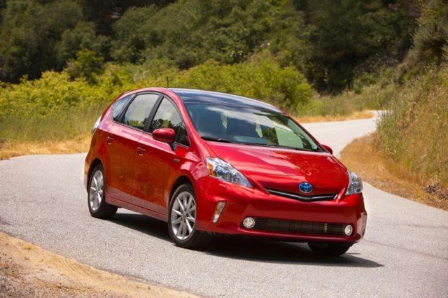 Самая экономичная Toyota