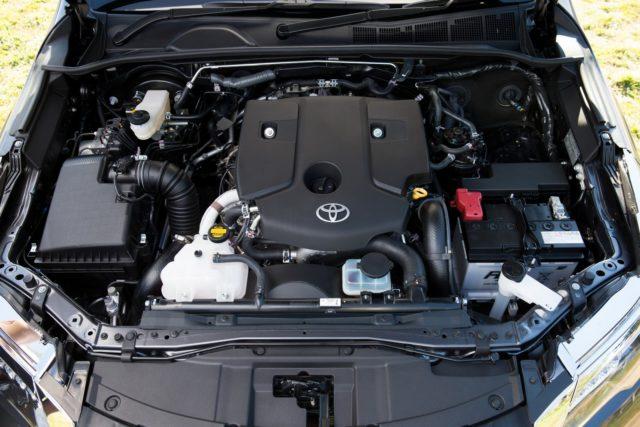 Двигатель 2GD-FTV