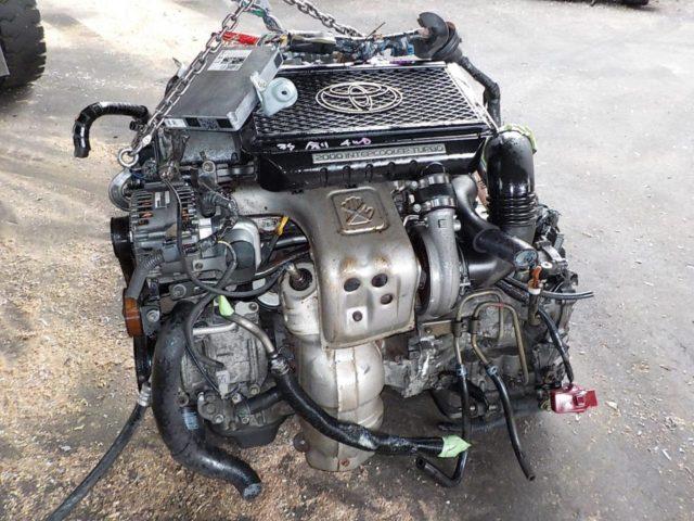 Двигатель 3S-GTE