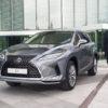 Lexus RX и NX: сравнение моделей