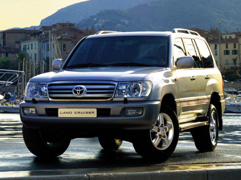 Рулевая колонка Toyota Land Cruiser 200 – Ремонт или замена