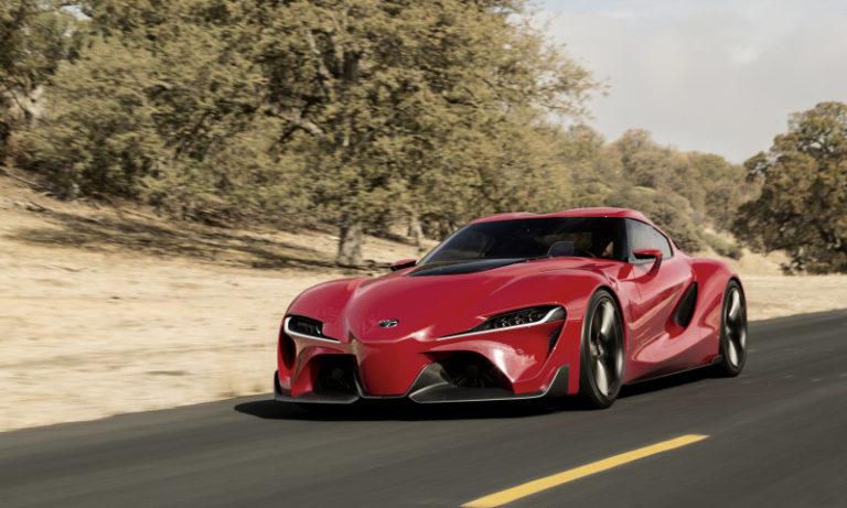 Какая Тойота среди серийных моделей самая быстрая в мире