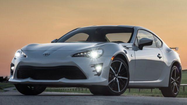 Самые быстрые Toyota с завода