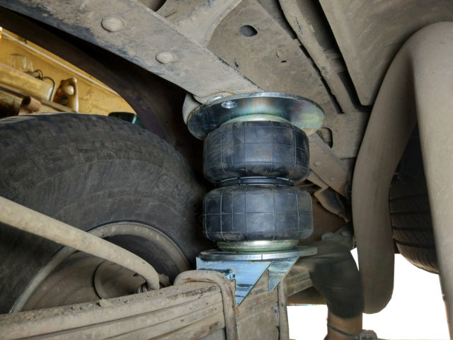 Особенности пневморессор для Toyota Tundra