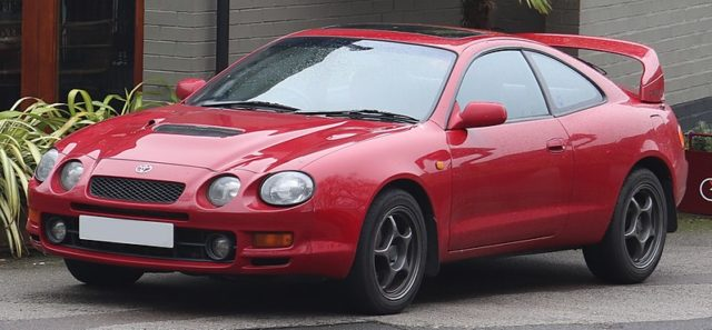 Celica GT- Four