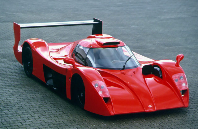 Toyota GT- One Road Version