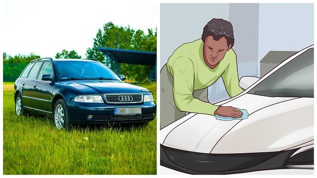 Услуги полировки авто