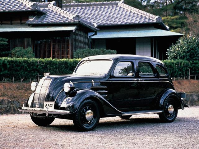 Самая первая Toyota в мире