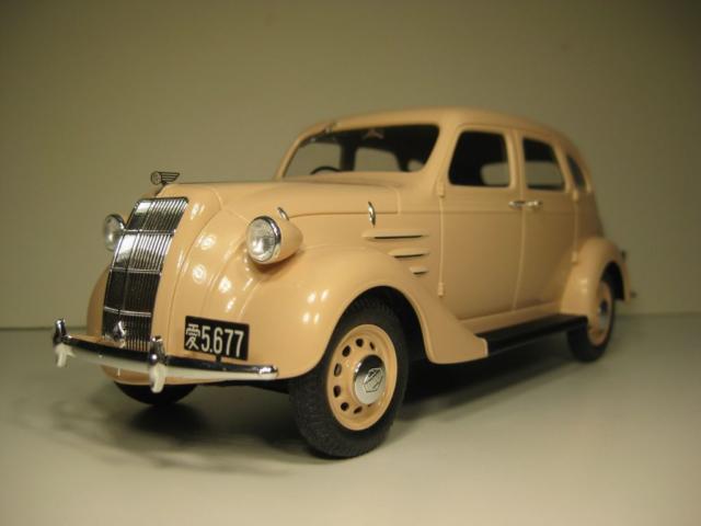 Дизайн Toyota АА