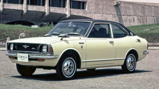 Toyota Corolla 2 поколение