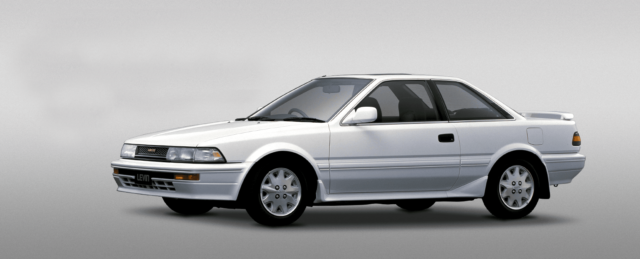 Toyota Corolla 6 поколения