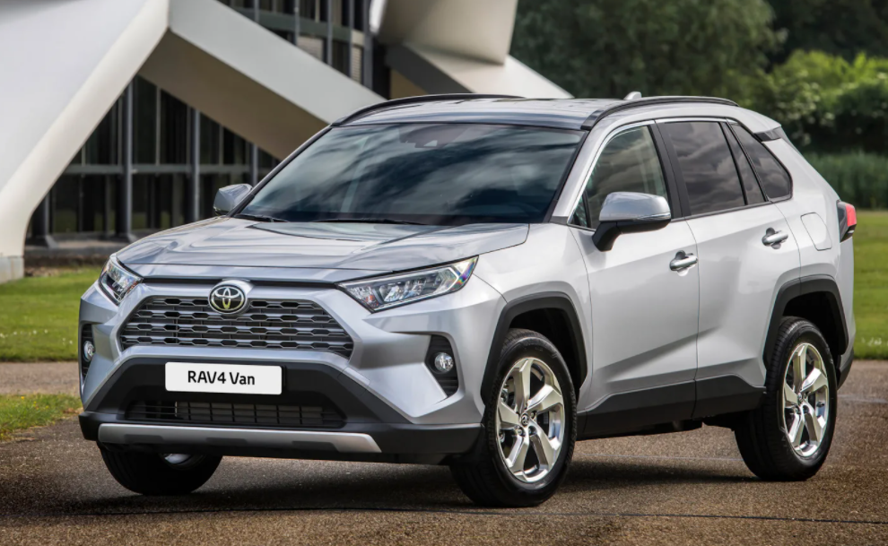 Обзор автомобиля Toyota RAV4 2020 года