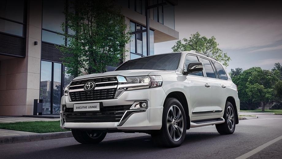 Toyota Land Cruiser Executive Lounge