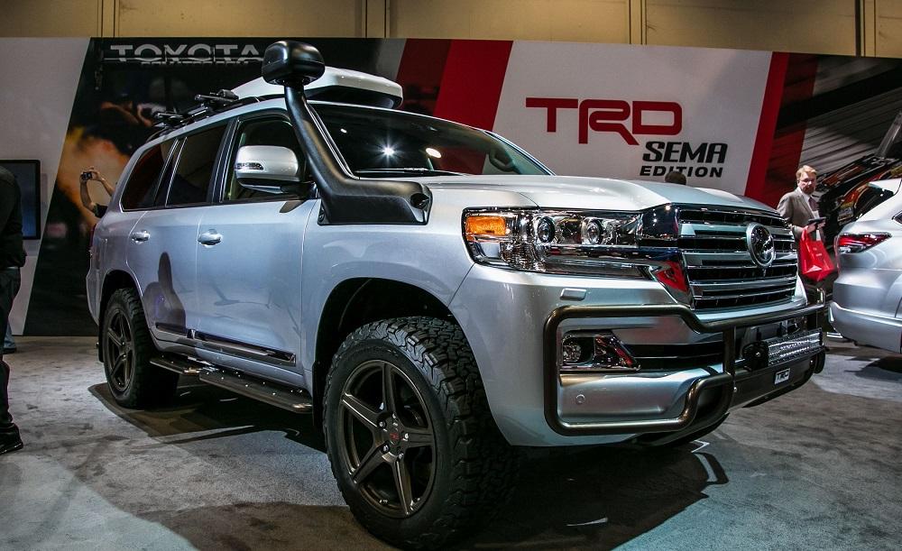 Toyota Land Cruiser TRD