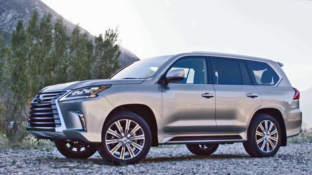 Обзор Toyota Land Cruiser 2022 года