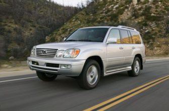 Сравнение автомобилей Тойота Ленд Крузер 100 и Лексус 470