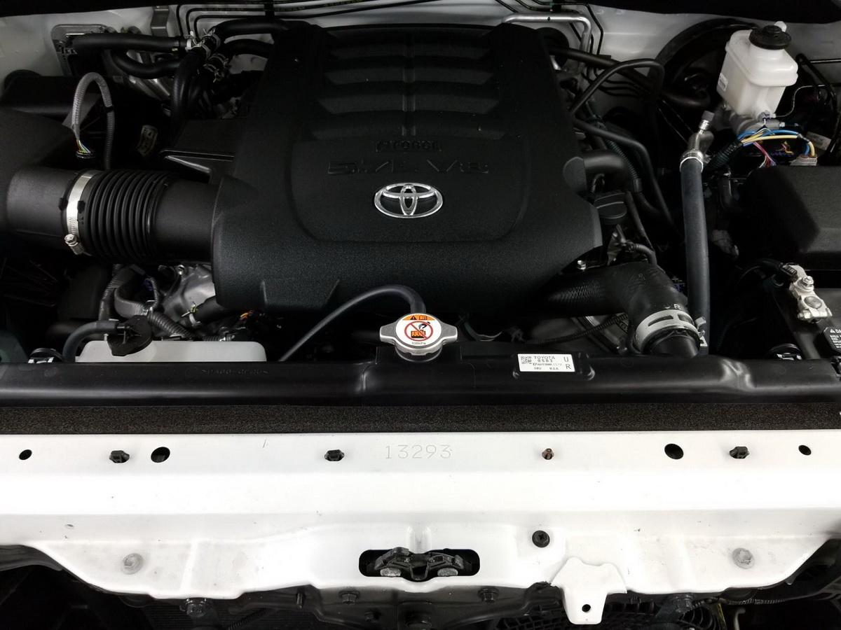 двигатель Секвойи