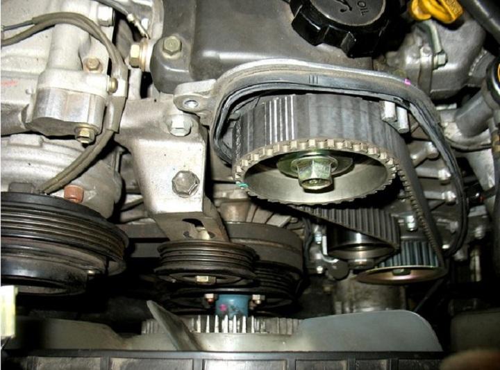 Технические характеристики ДВС Toyota 3L 2,8л/91л.с