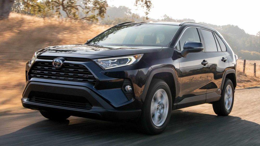 Обзор Toyota Rav4 2019 года
