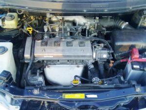 Японский двигатель 4A-FE