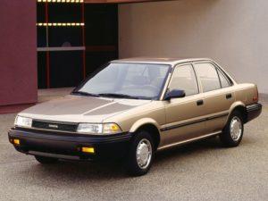 Тойота Королла: история поколений, модельный ряд и технические характеристики