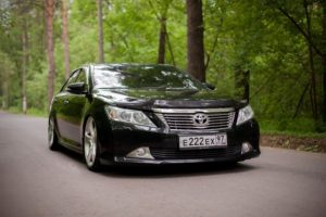 Обзор, технические характеристики и отзывы Toyota Camri XV50